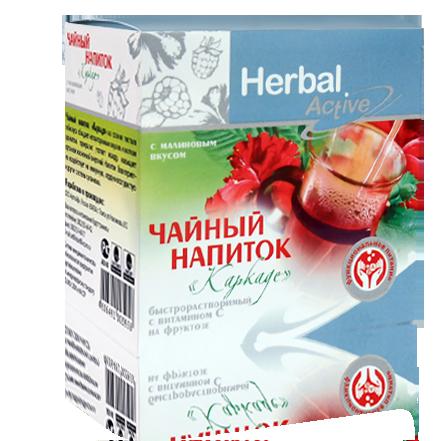 Чай каркаде витамины